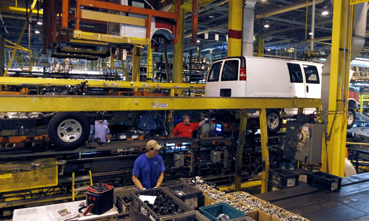 Recovery's missing piece Parts shortages could hurt U.S. auto industry's turnaround