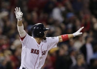 Red Sox slam door on Tigers, advance to World Series