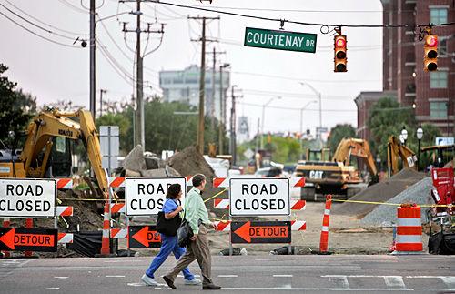 Courtenay will be closed