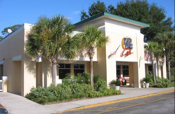 Wild Wing Cafe Moultrie Plaza