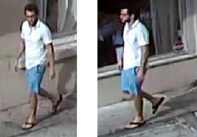 Charleston police: Man named Alejandro grabbed woman's rear end