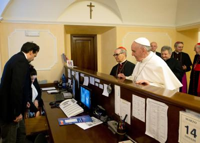 Vatican: Francis not involved in '70s atrocities