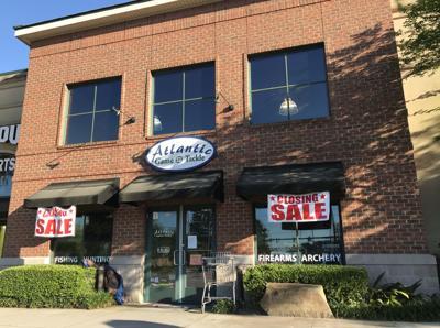 Atlantic Game & Tackle closing