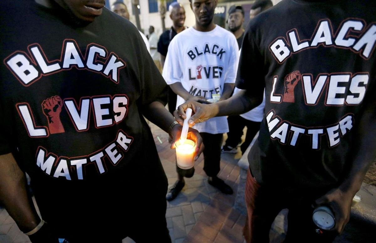 Black Lives Matter demonstration planned Wednesday downtown