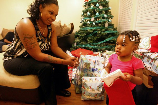 Single mom eager to be part of new community