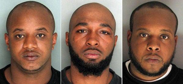 Moncks Corner trio faces cocaine charges