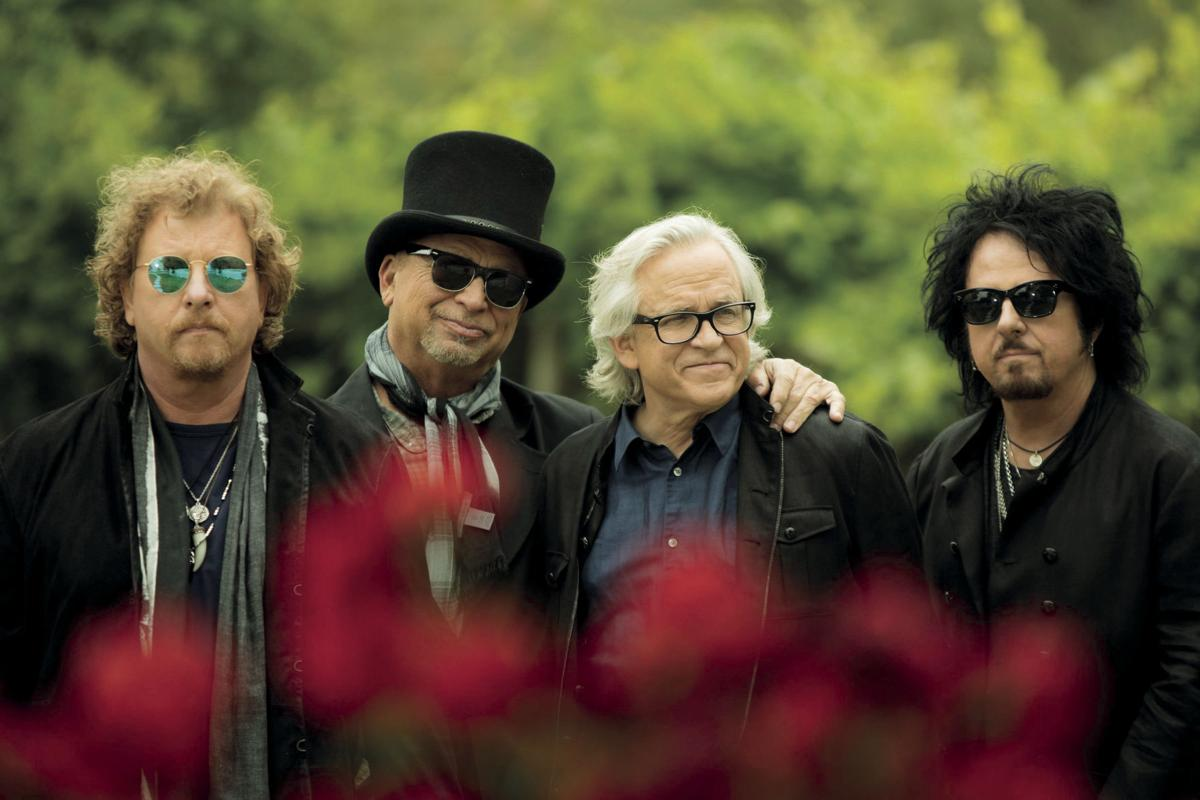 Toto will bless the rains down in Charleston with a performance ...