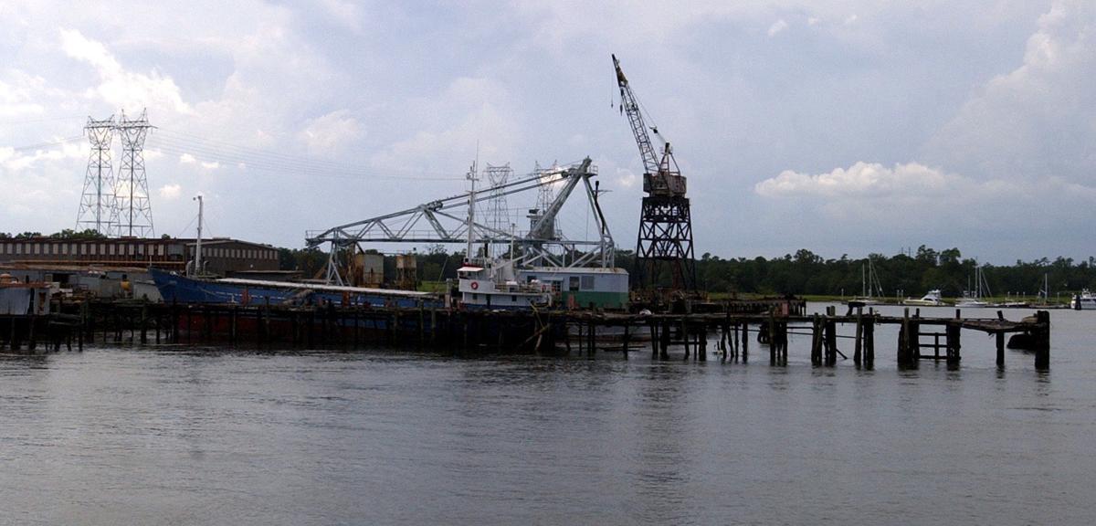 Detyens Shipyard to overhaul Navy ship in $8M job