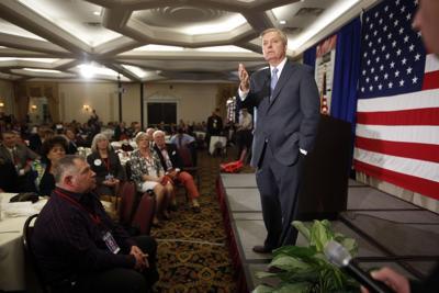 Graham's insight, candor, humor enhance GOP field
