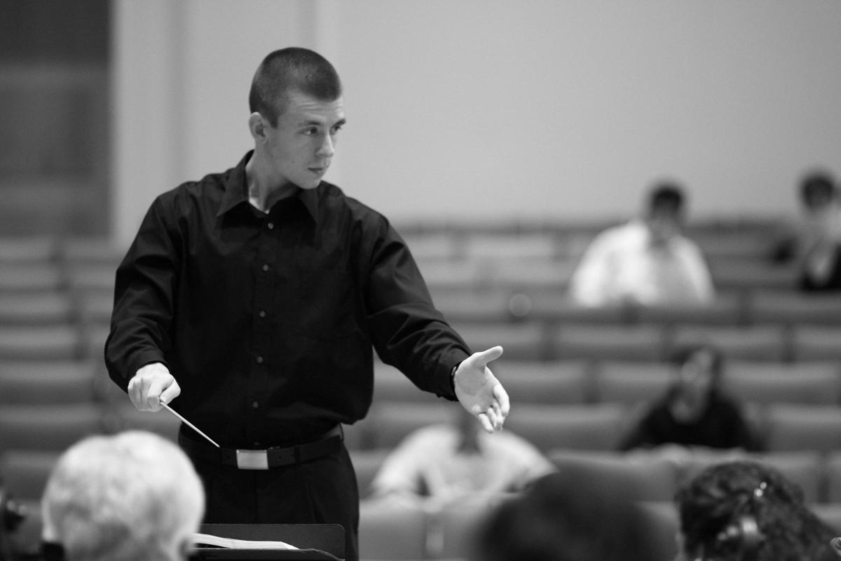 Summerville Orchestra's new conductor says 'arts are ready to explode'