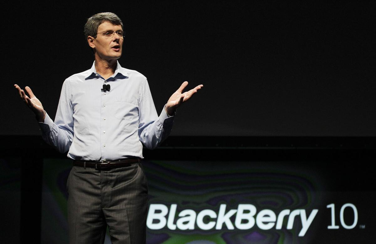 New BlackBerry coming to the US public on March 22