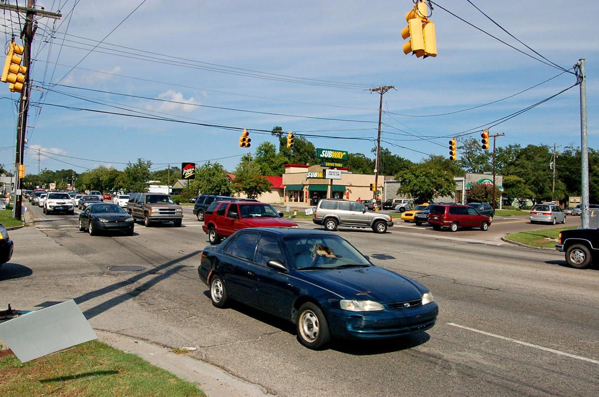 People want safe walking, biking on Folly Road