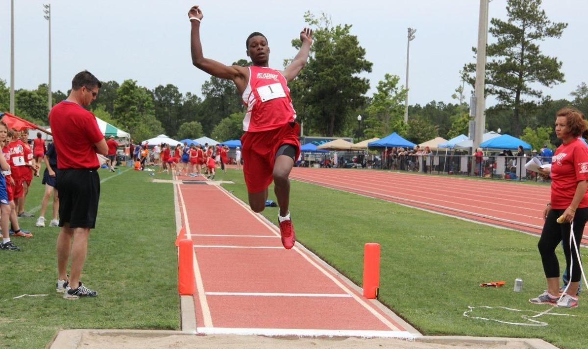 Track club in the running for state title