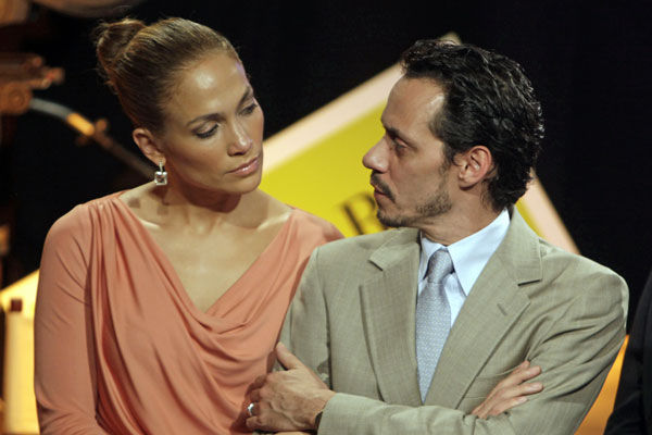 JLo, Marc Anthony calling it quits after seven years