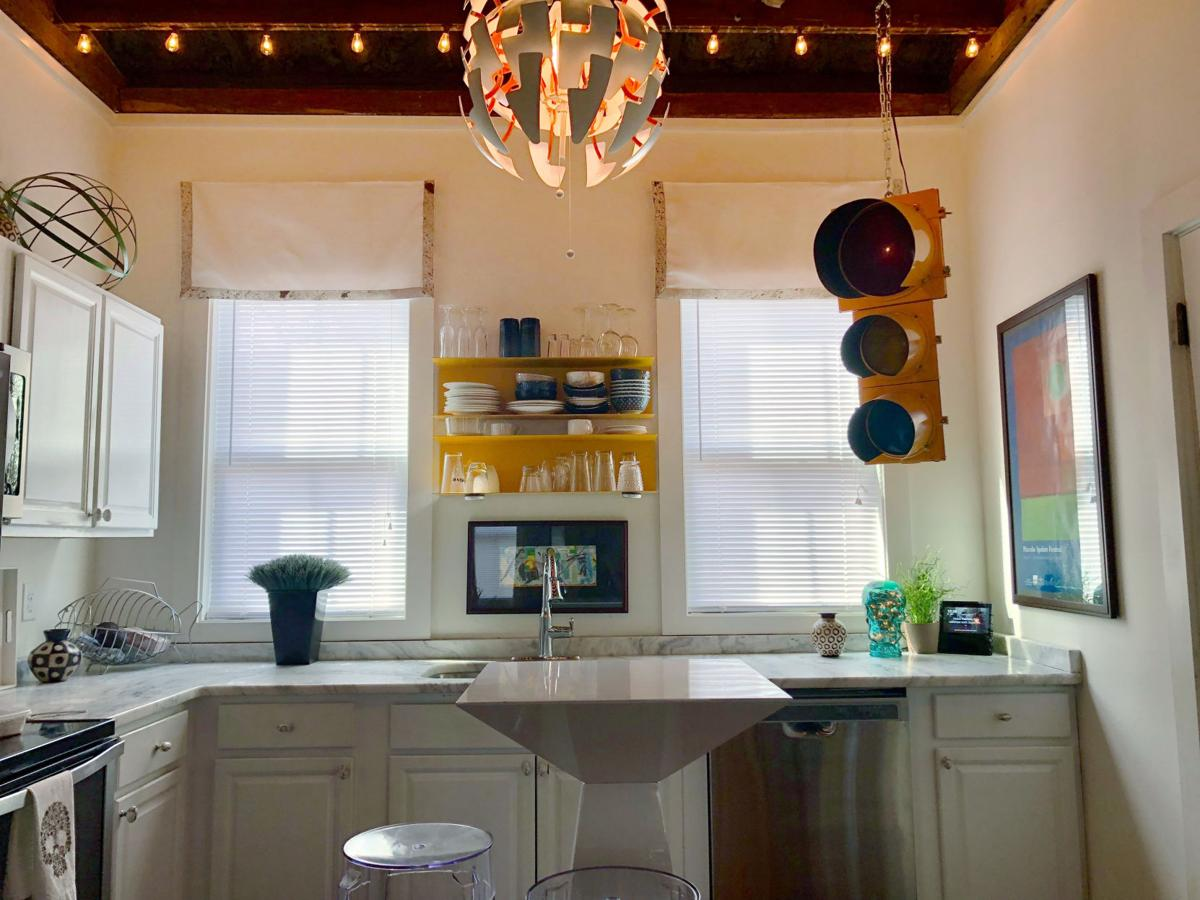 Investing in interior design may help charleston airbnb owners rent their property more