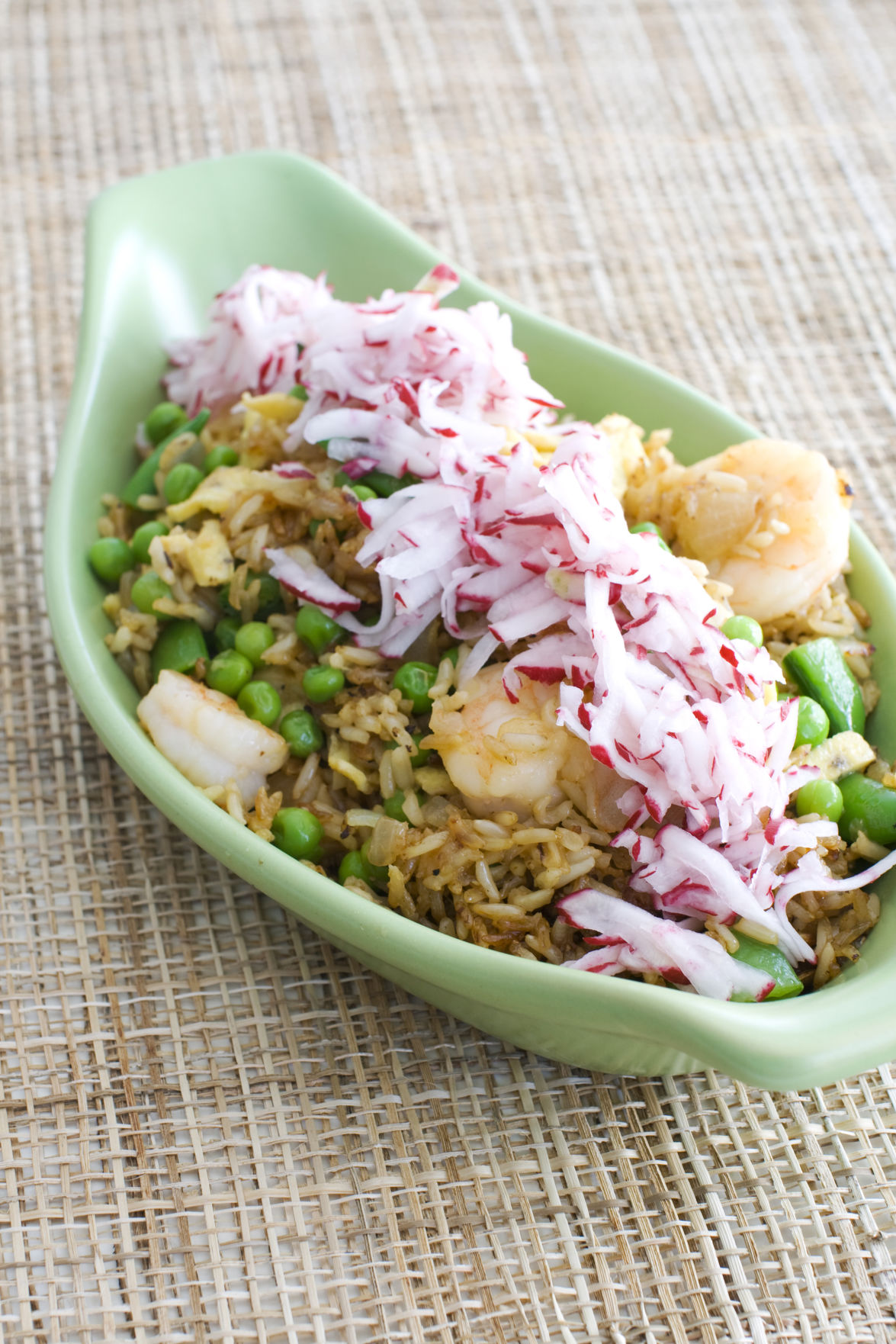 Fried-rice dish versatile, easy