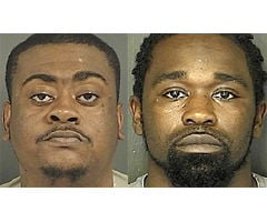 2 men charged with murder