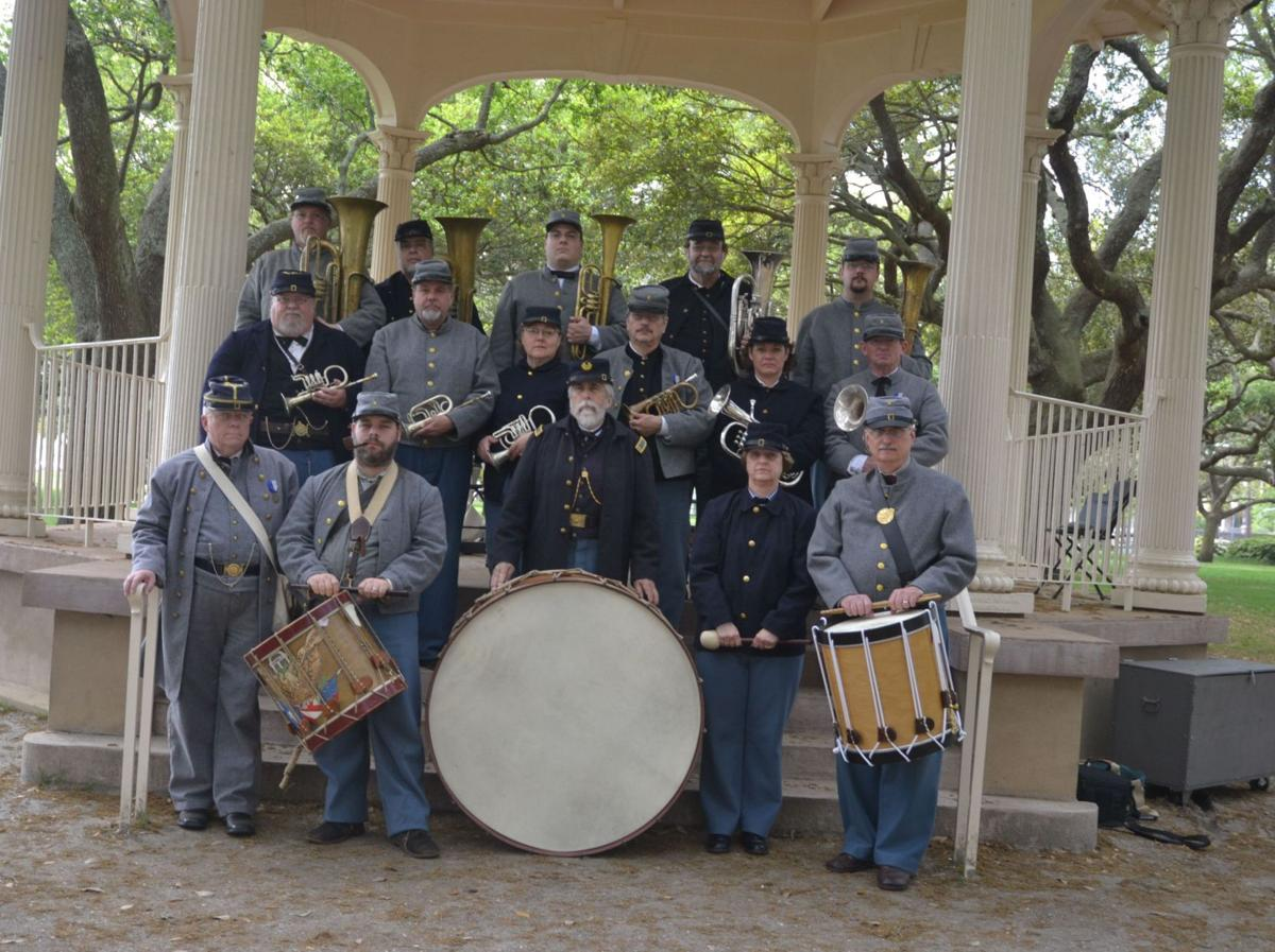 Songs of the Civil War Piccolo program to present music of that time at White Point Garden