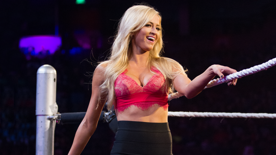 Where Is Wwe Diva Summer Rae Now Wrestling