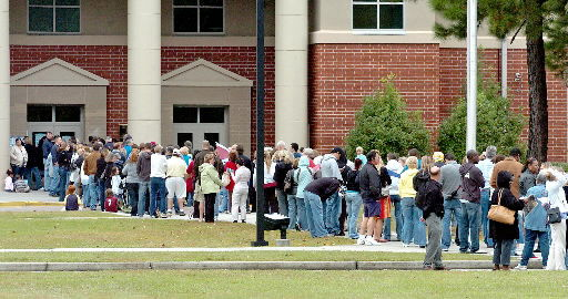 Early voting not a bad idea
