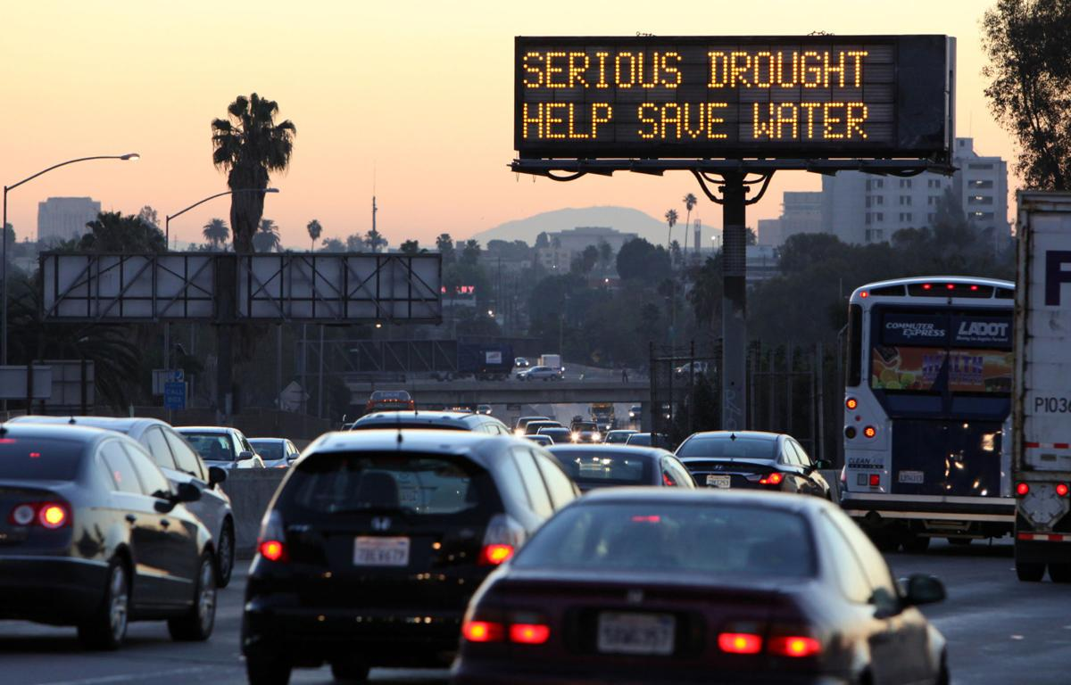California drought is a matter of taste