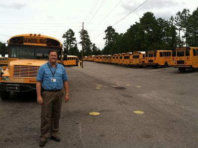 Dorchester District 2 reports improved service after taking over its school bus fleet