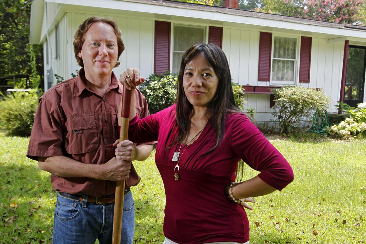 Cayce couple buy house mainly to do archaeological dig in yard