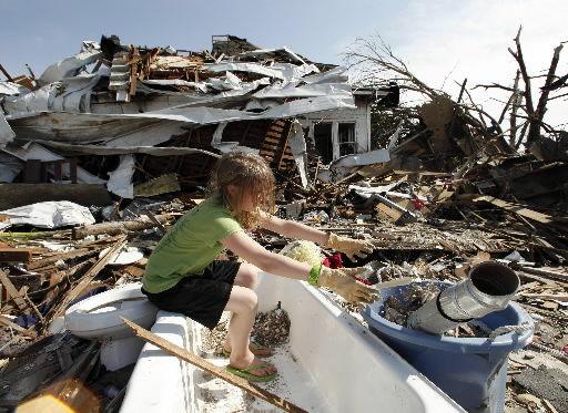 Environmental hazards remain after Joplin tornado