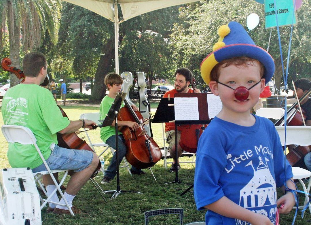 Little Mozart Circus a highlight this weekend