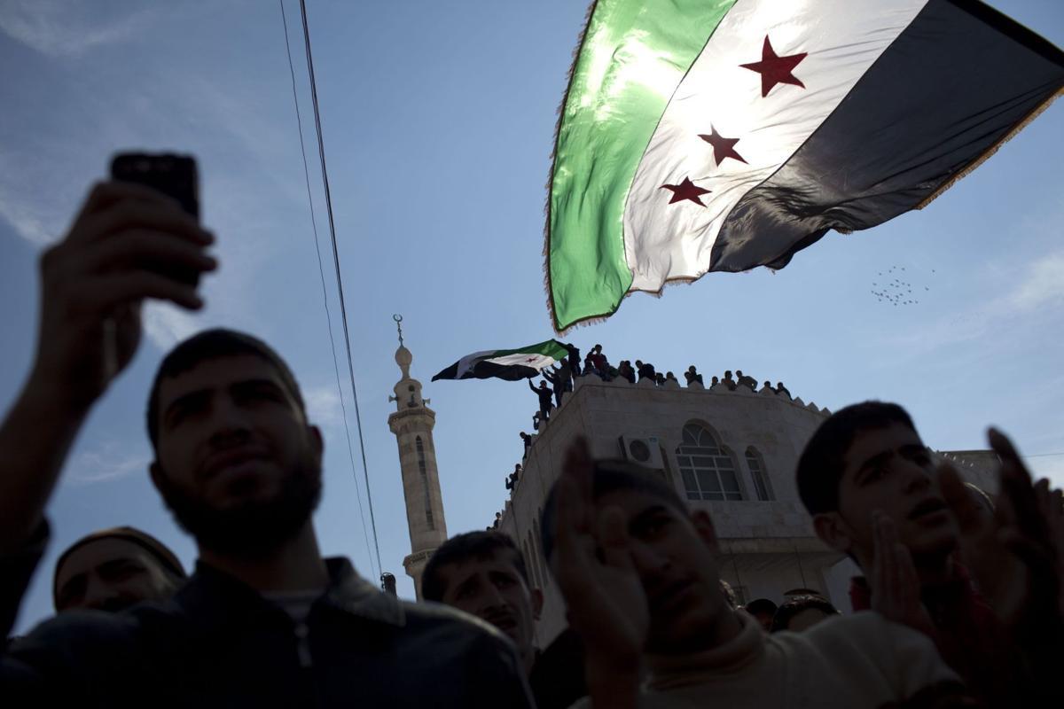 U.S. should save Syrian lives