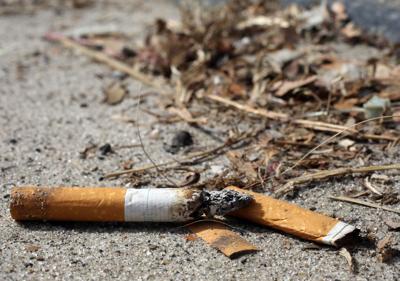 Cigarette Butts (copy) (copy) (copy)