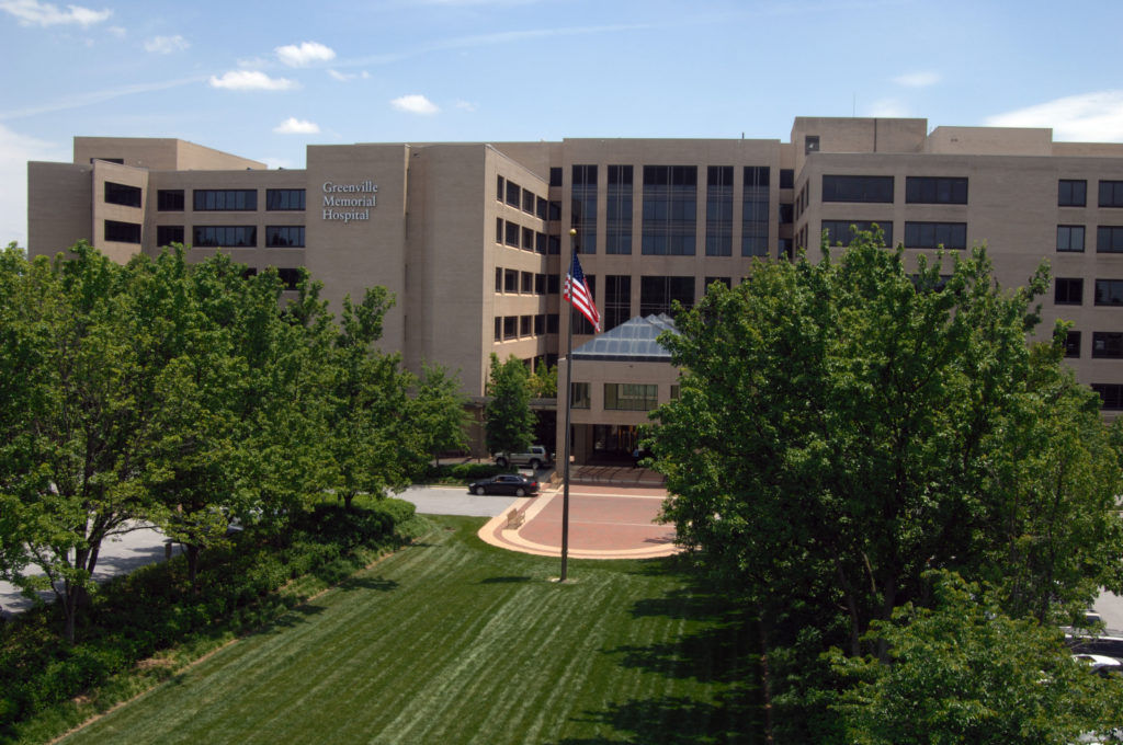 Tentative Deal Reached With Greenville Hospital System