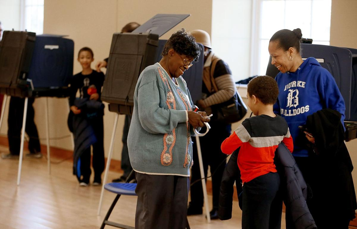 Black turnout boosts Clinton in a big way