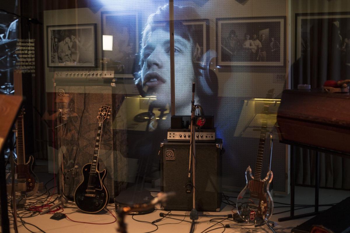 Rolling Stones bringing 'Exhibitionism' to N.Y.C.