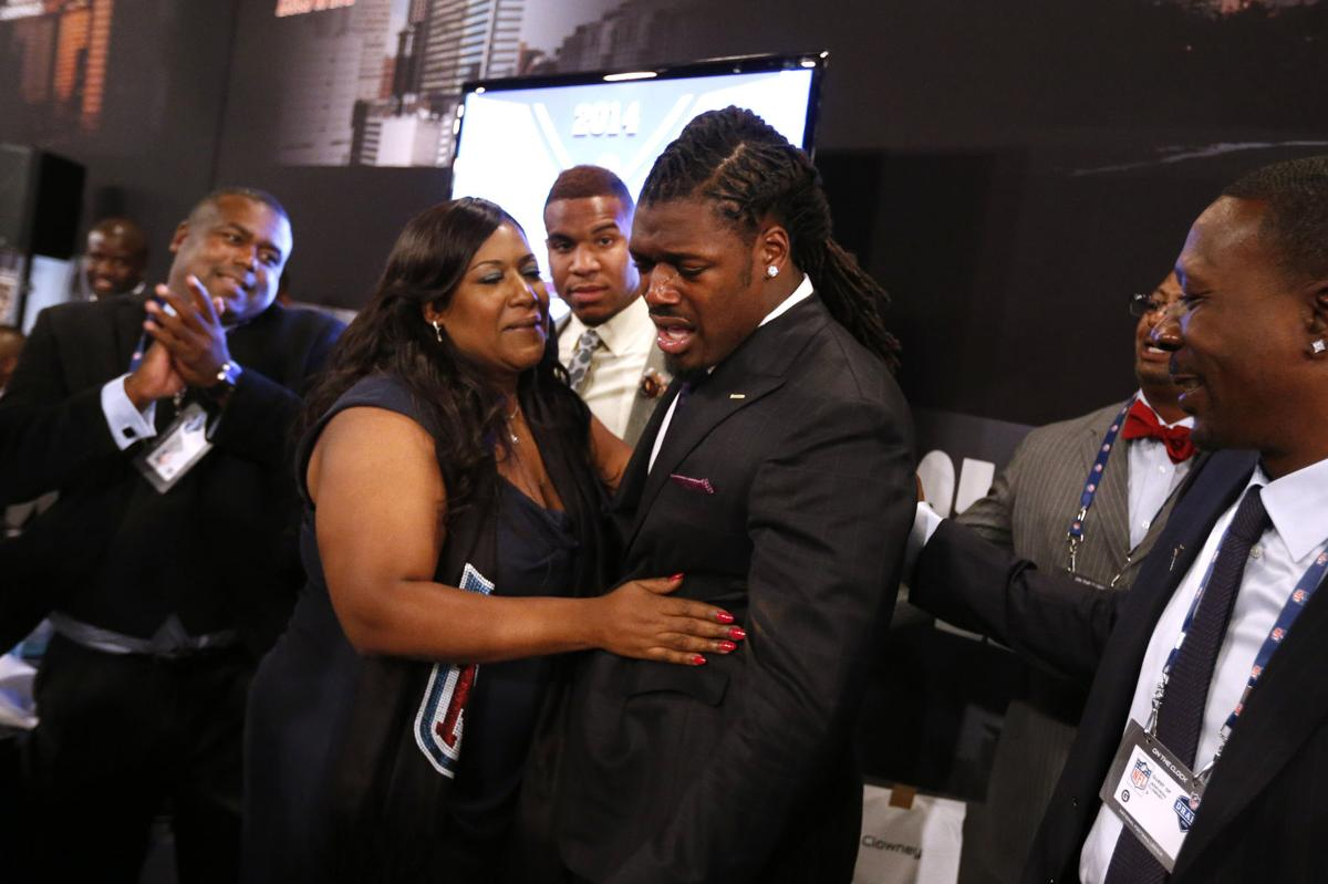 Clowney to mom whatever she wants Sports