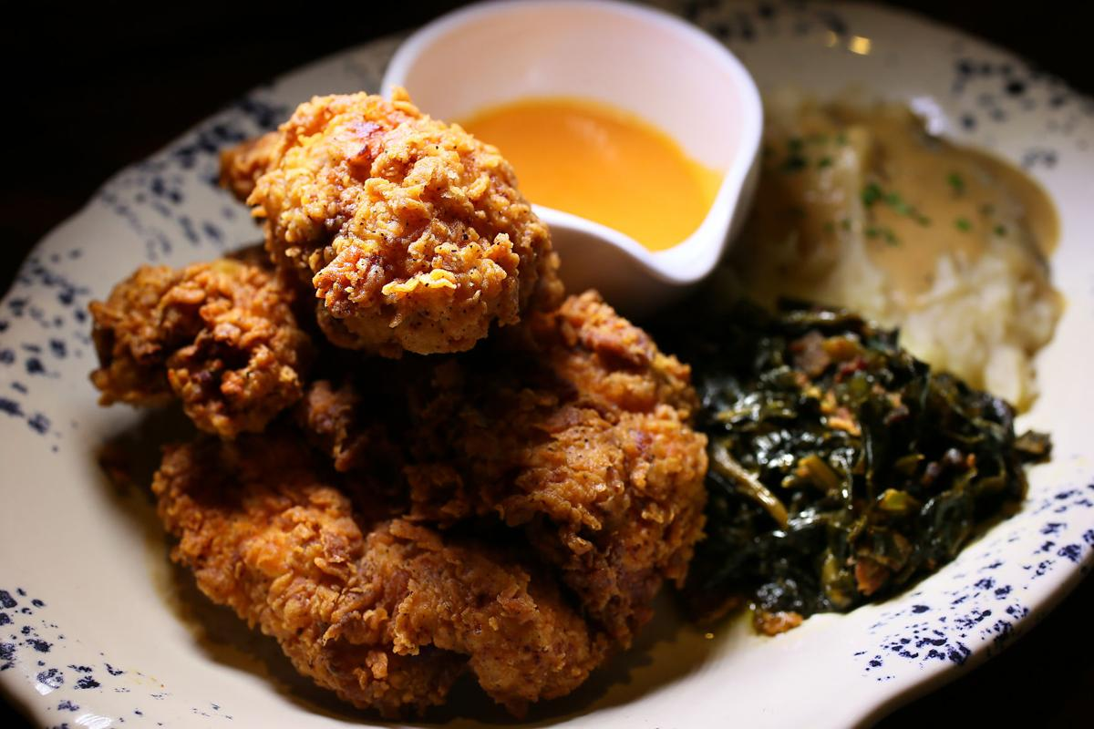 chicken Pawpaw restaurant