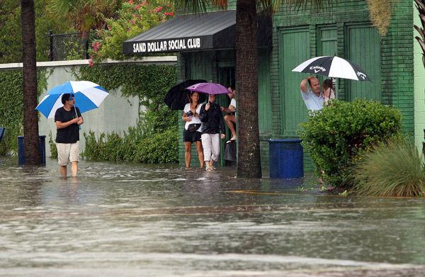 $1.3 million drainage project aims to curb flooding on Folly Beach