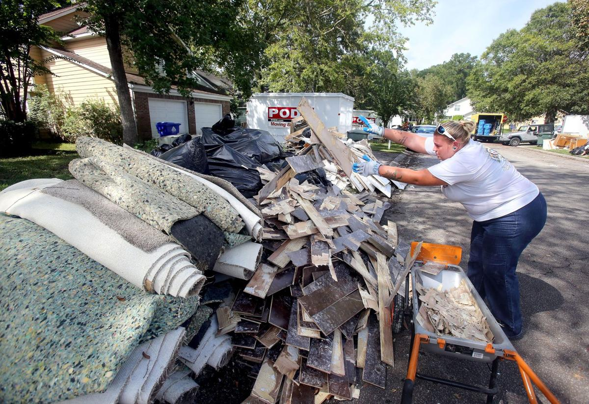 Flooding: Lowcountry begins recovery