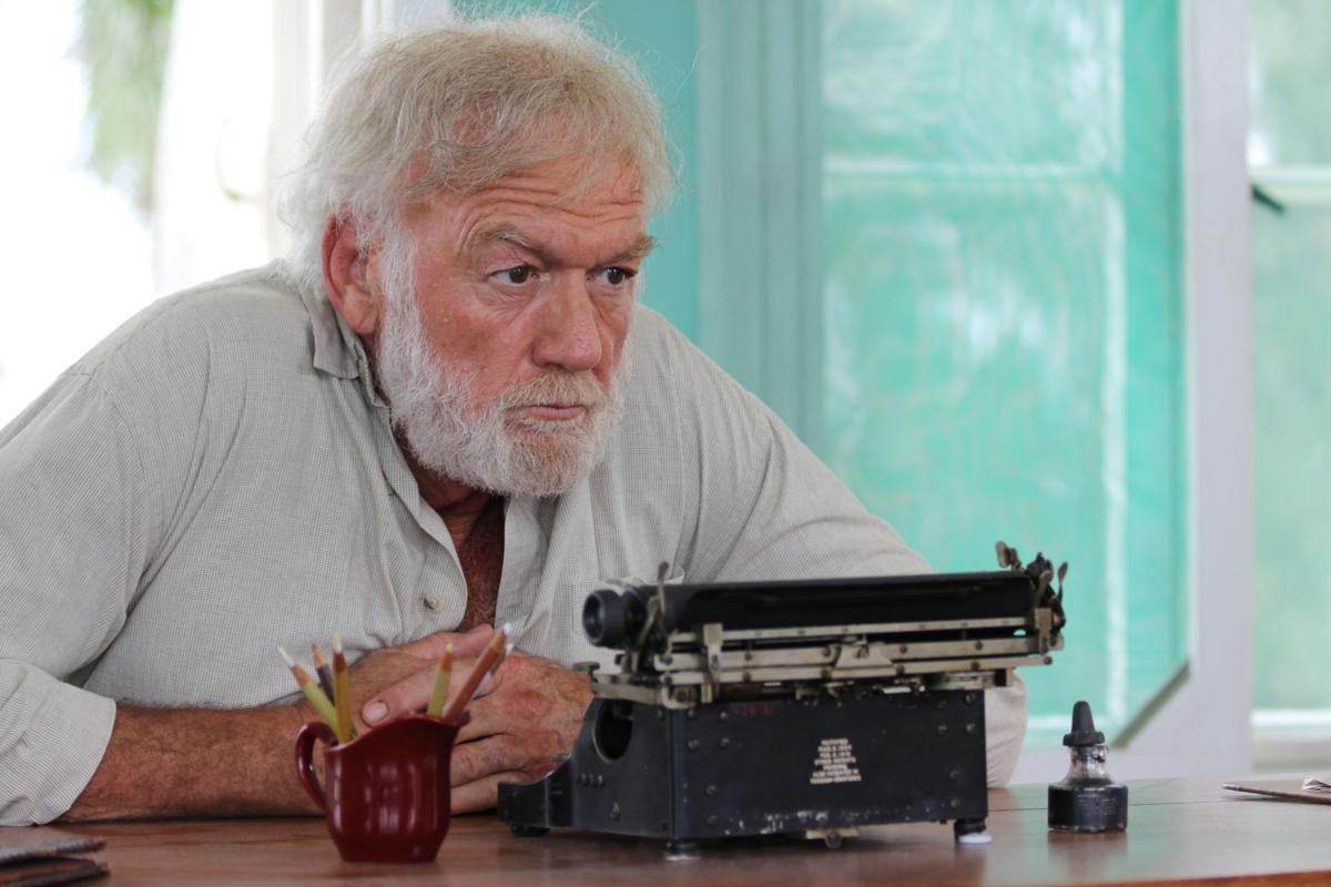 Hemingway returns to Cuba via silver screen