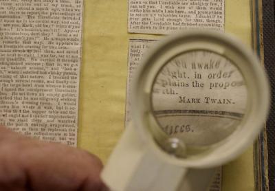 UC Berkeley finds new cache of Twain writing