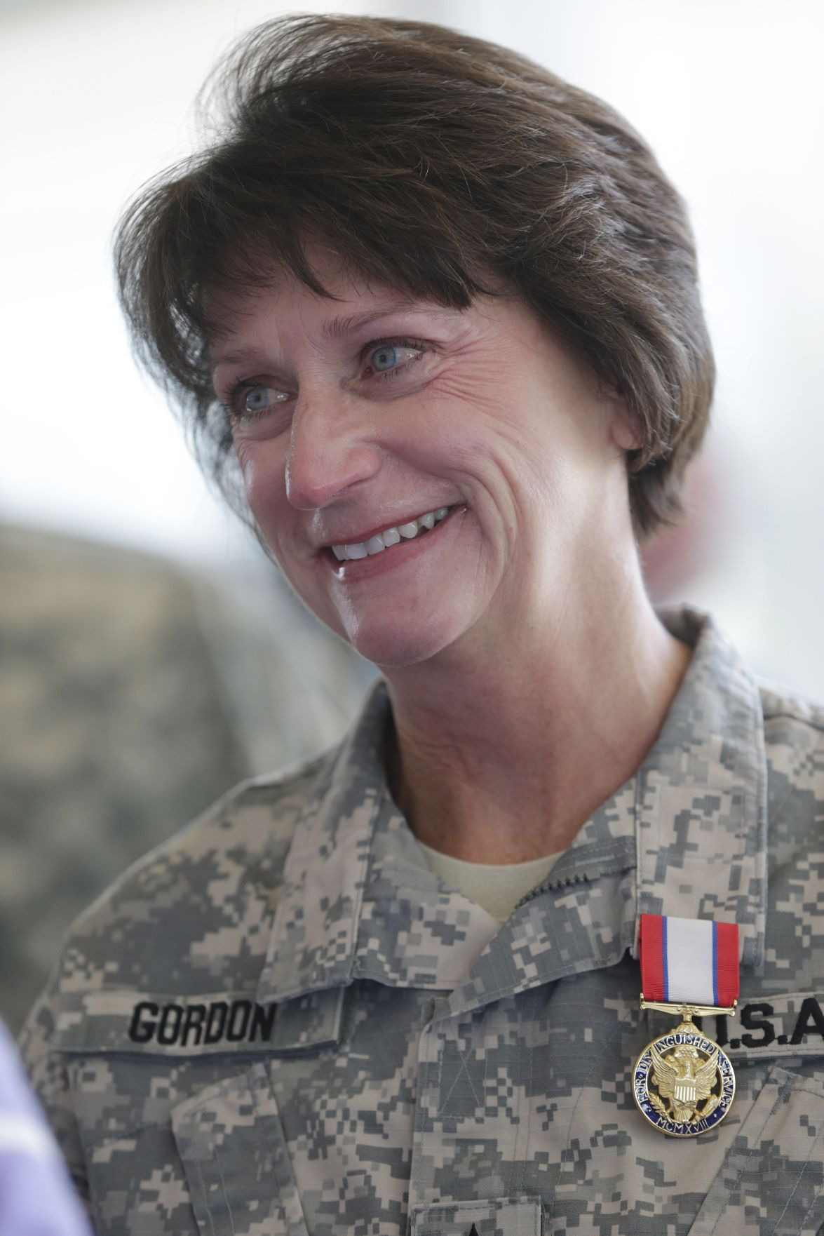 1st woman general in Ala. Guard retires