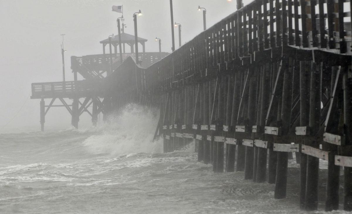 Storm to form? Sharks to wreak havoc?