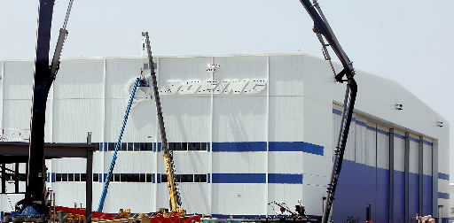 Boeing S.C. plant at heart of labor lawsuit