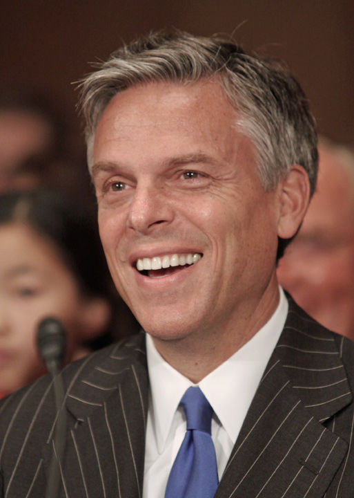POLITICS: Huntsman moving headquarters to New Hampshire