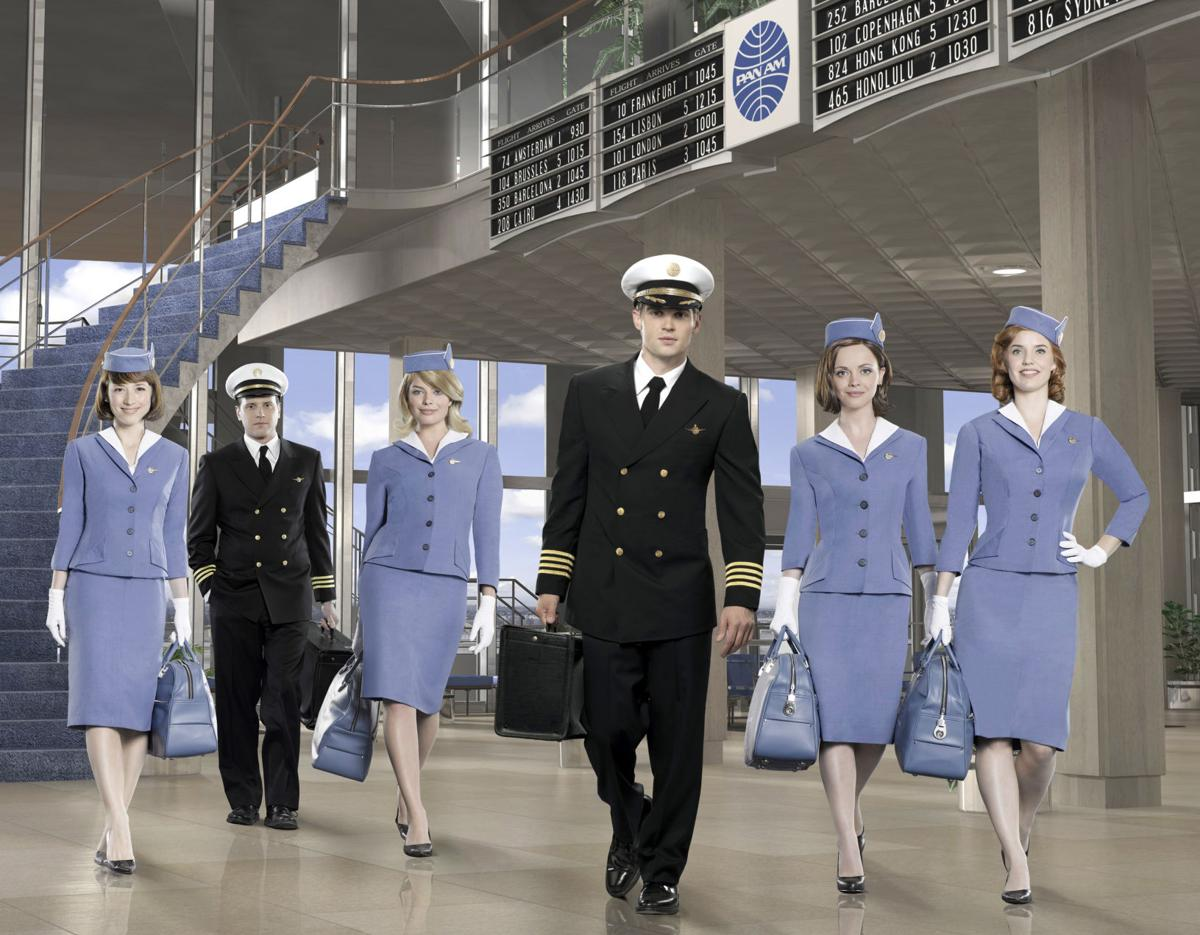 ABC hopes drama 'Pan Am' takes off