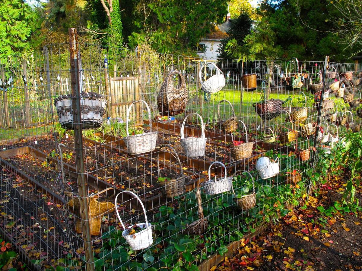 Landscape accessories can add personality to the garden