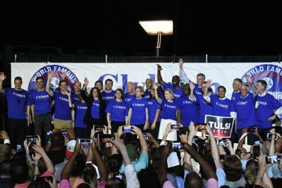 Election 2020 South Carolina Fish Fry