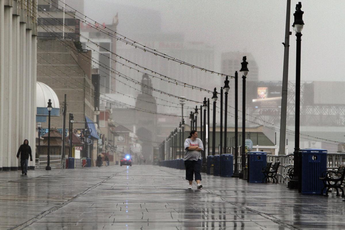 East Coast grinds to a halt as superstorm nears