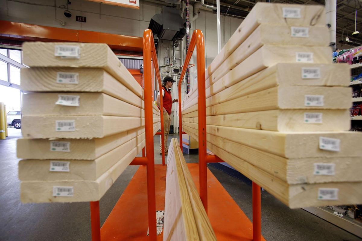 Home Depot 2Q profit climbs 14 percent