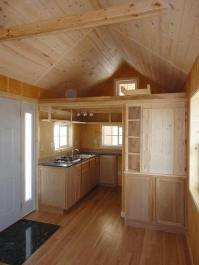 Incredibly Shrinking Houses Tiny homes on wheels and reclaimed small dwellings lure space-efficient, price conscious buyers and tenants